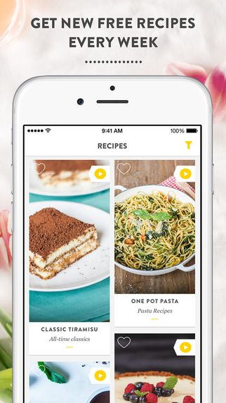 Iphone screenshot 1 my best apps pinterest videos kitchen read reviews compare customer ratings see screenshots and learn more about kitchen stories free video and photo cookbook download kitchen stories forumfinder Images