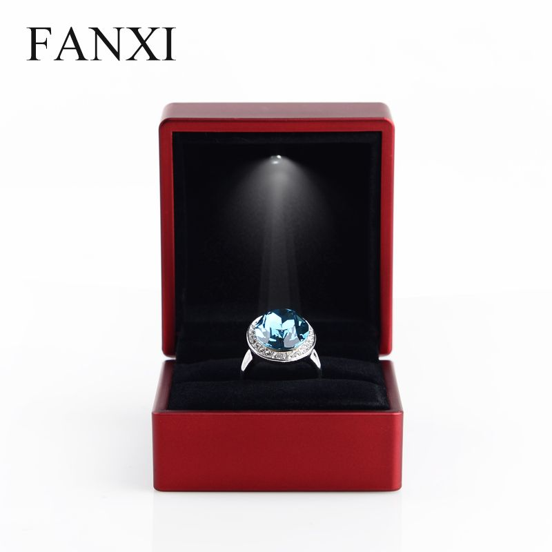 Oirlv Free Shipping Upgraded USB Connector Black Plush Wedding Ring