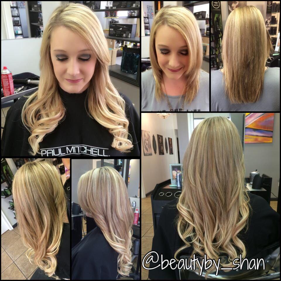 Fusion Hair Extensions Long Hair Short To Long Hair Extensions