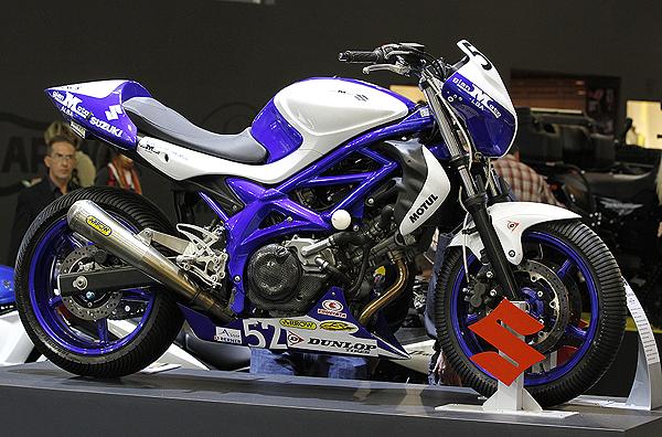suzuki gladius twin cup sfv 650 sv650 motorbikes. Black Bedroom Furniture Sets. Home Design Ideas