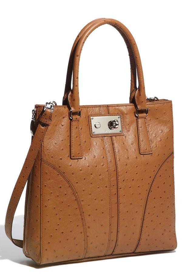 Milly Ostrich Bag Nordstrom