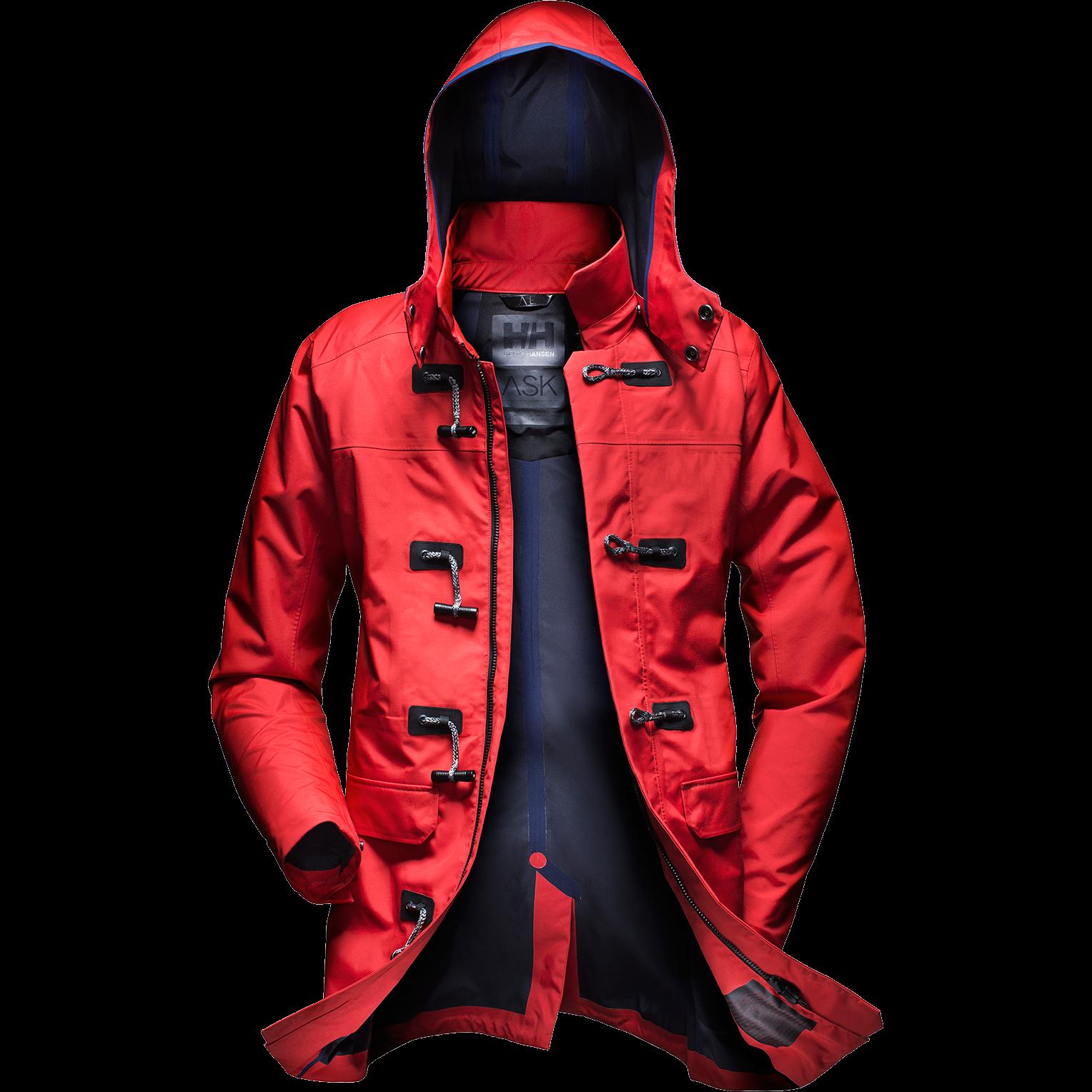 mens waterproof duffle coat coat racks. Black Bedroom Furniture Sets. Home Design Ideas