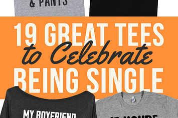 Funny Memes About Being Single On Valentines Day : Great tees to celebrate being single buzzfeed