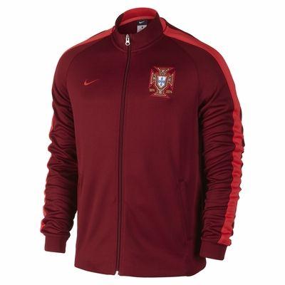 Nike Portugal Auth N98 Track Jacket Team Red | Nike