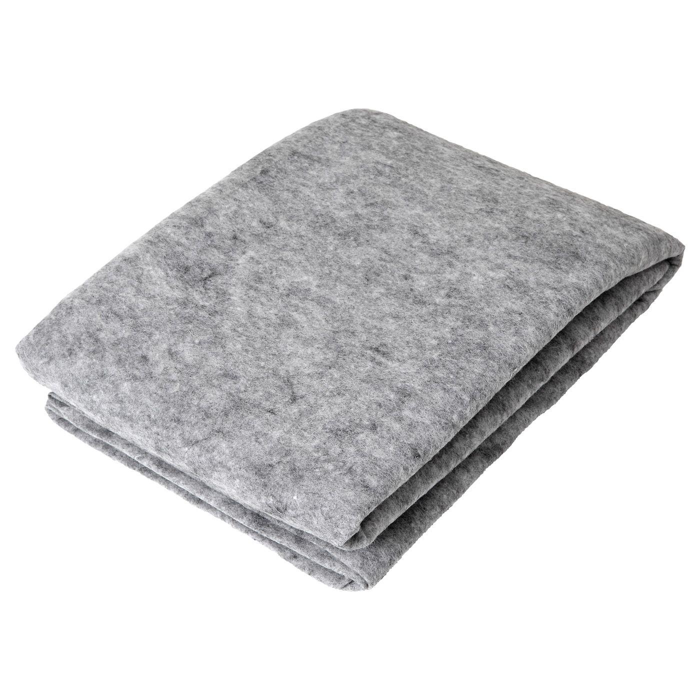 Baring Rug Underlay With Anti Slip Ikea Ikea Rug Ikea Diy Carpet