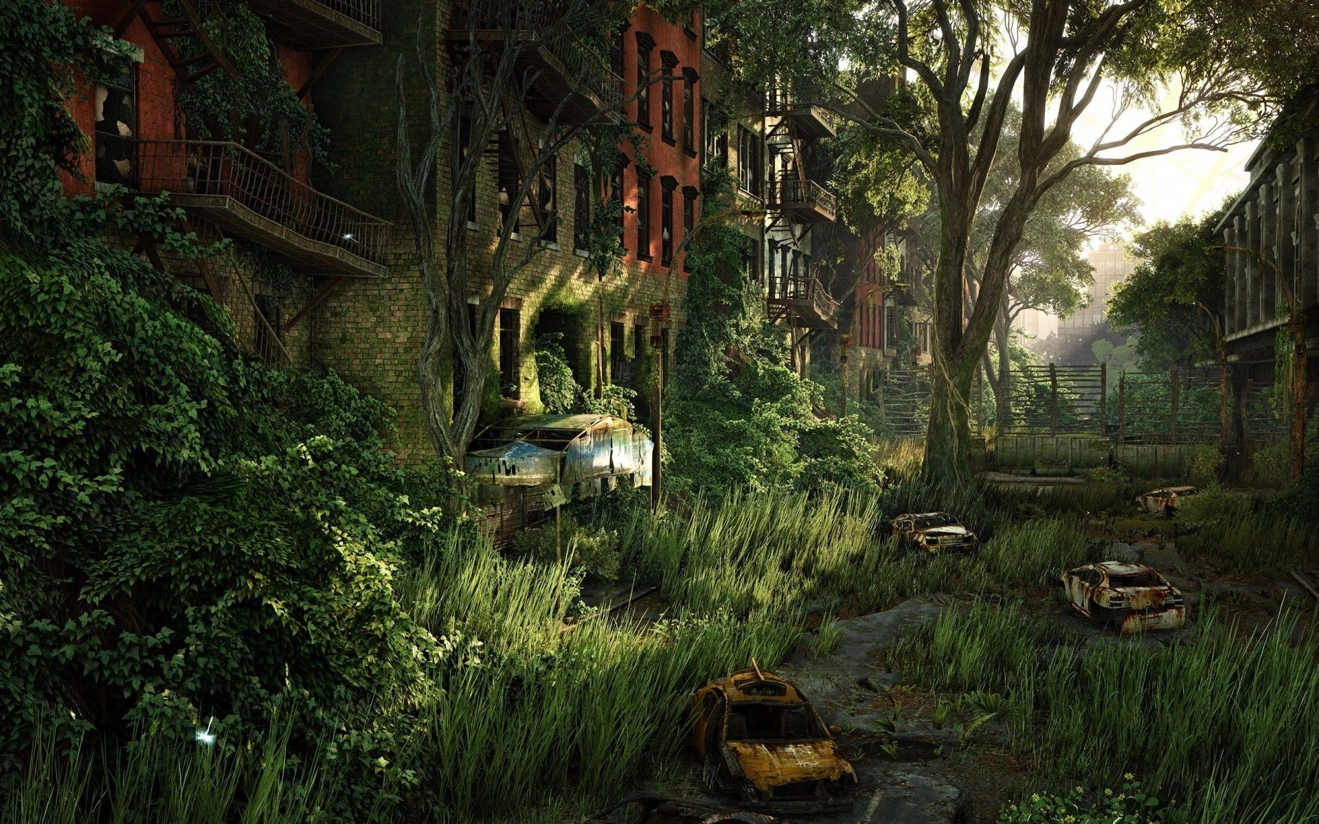 crysis 3, #overgrown, #crysis, #forest, #video games, #nature