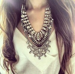 beautiful #statement necklace
