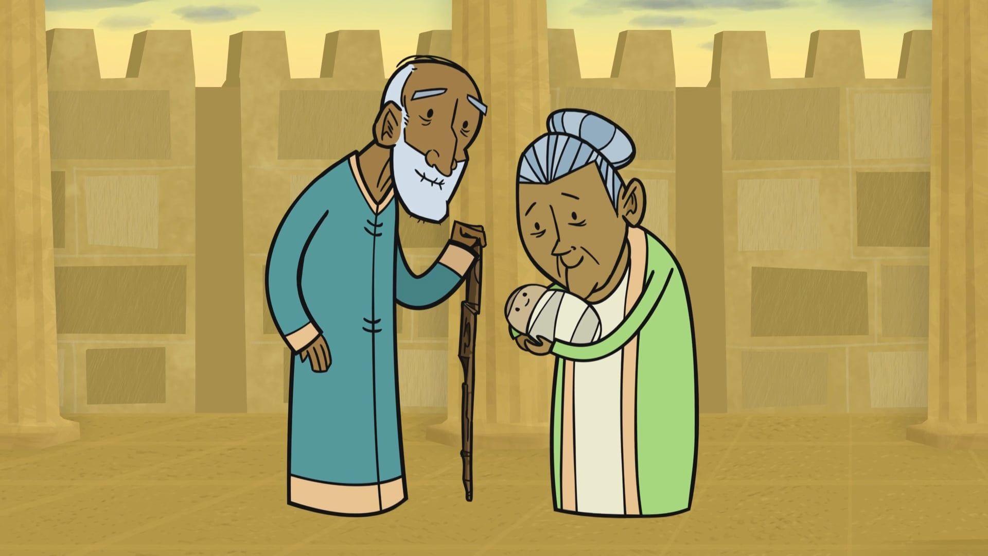 God's Story: Anna and Simeon