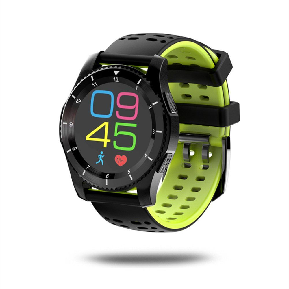 Bluetooth smart watch with sim card slot for ios iphone