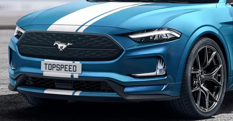2021 Ford Mustang Mach E Ford Mustang Mustang Mach 1 Mustang
