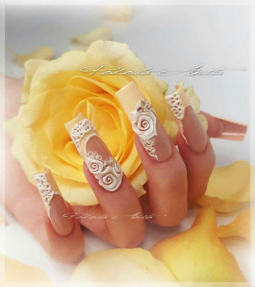 Pin de Marie-Eve Lariviere en Nail Art | Pinterest | Bellisima, Arte ...