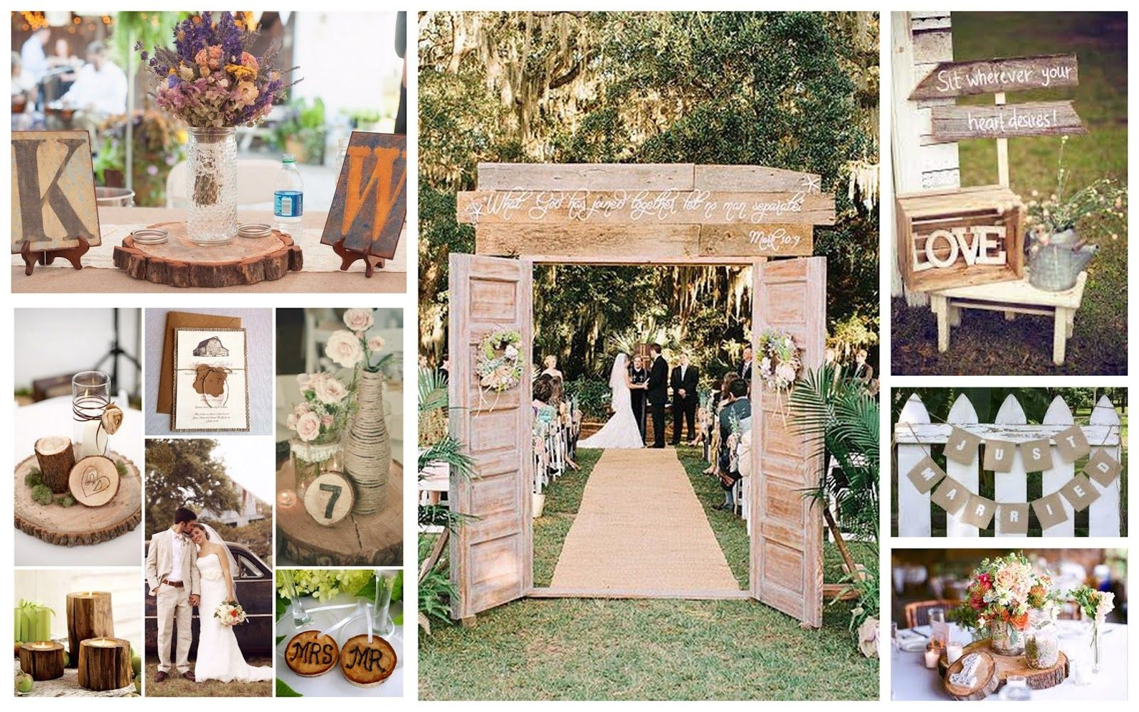 Rustic Themed Wedding If You Are Someone Who Is Looking For A Organizer