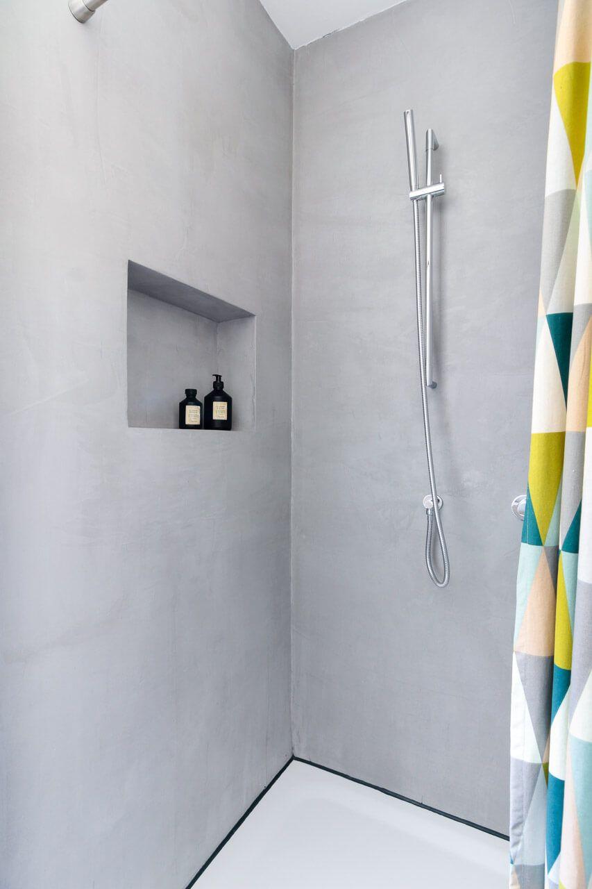 Pin Von Mohler Raphael Auf Beton Dusche Beton Dusche Beton Badezimmer Wand Putz