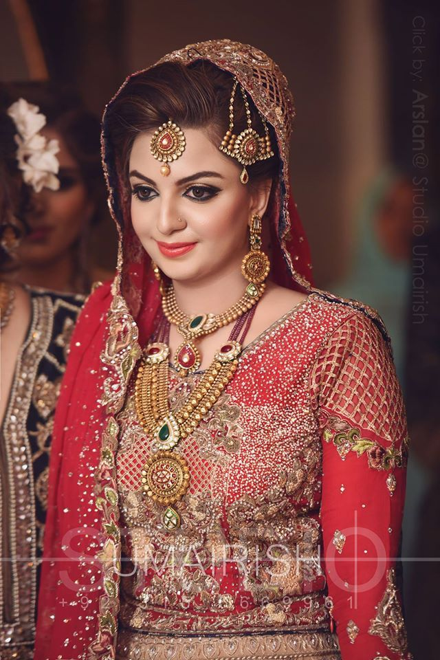 Pin by Asma 🌹❤ on Bridal Dress Styles | Pinterest | Indian bridal ...