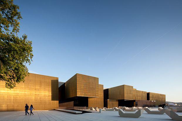International Centre for the Arts Jose de Guimarães – Pitagoras Arquitectos