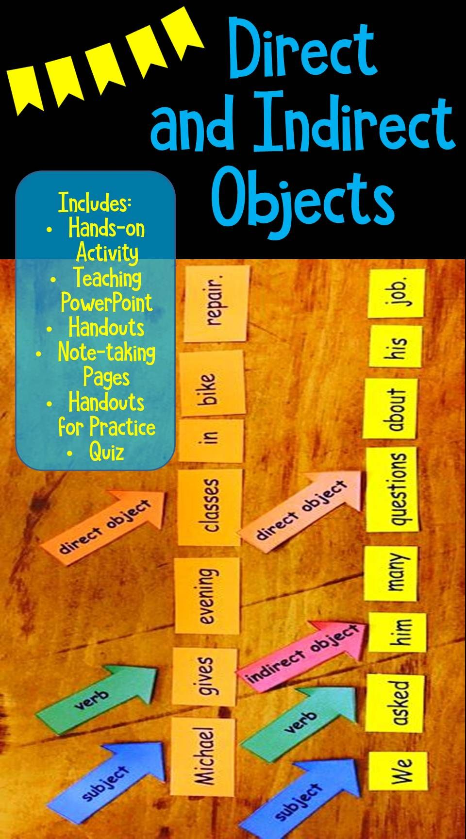 26+ Exclusive direct and indirect objects ideas in 2021