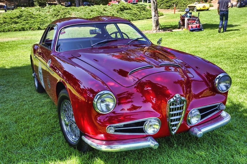 Alfa Romeo SSZ Zagato (1956) Old sports cars, Alfa romeo
