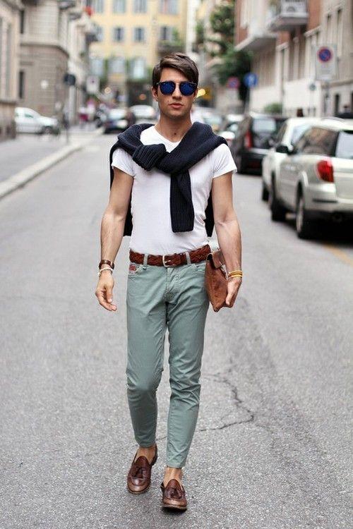 6f6c0c822171 It's how white shirt works. | Fashionverse in 2019 | Mens fashion:__ ...