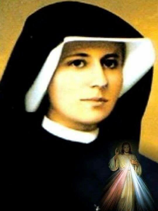 Sta Maria Faustina ruega por nosotros