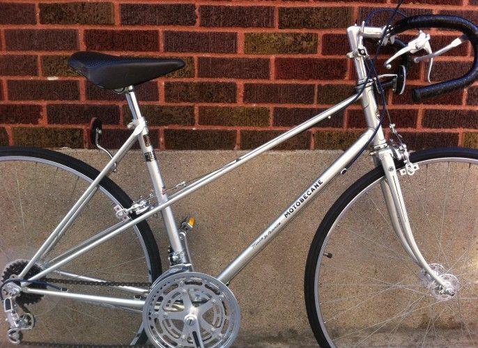 Vintage Motobecane Mixte Road Bike This Is It