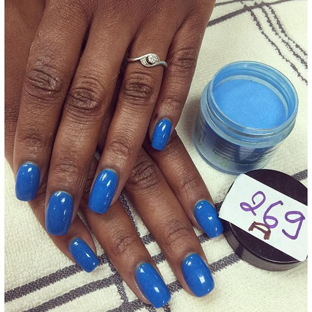 SNS #269 via kaylala_nguyenn on instagram | Dip Nails ...