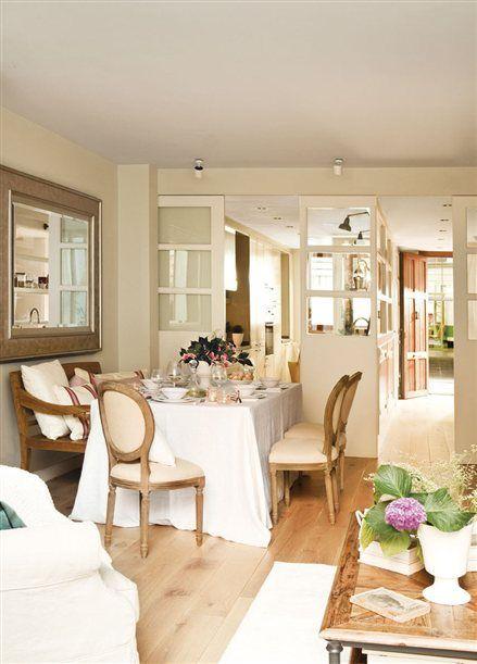 5 casas peque as bonitas y llenas de ideas saloned - Trucos para casas pequenas ...