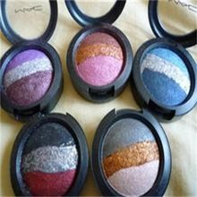 Grado superior muchos colores de mosaico de vidrio purpurina en polvo
