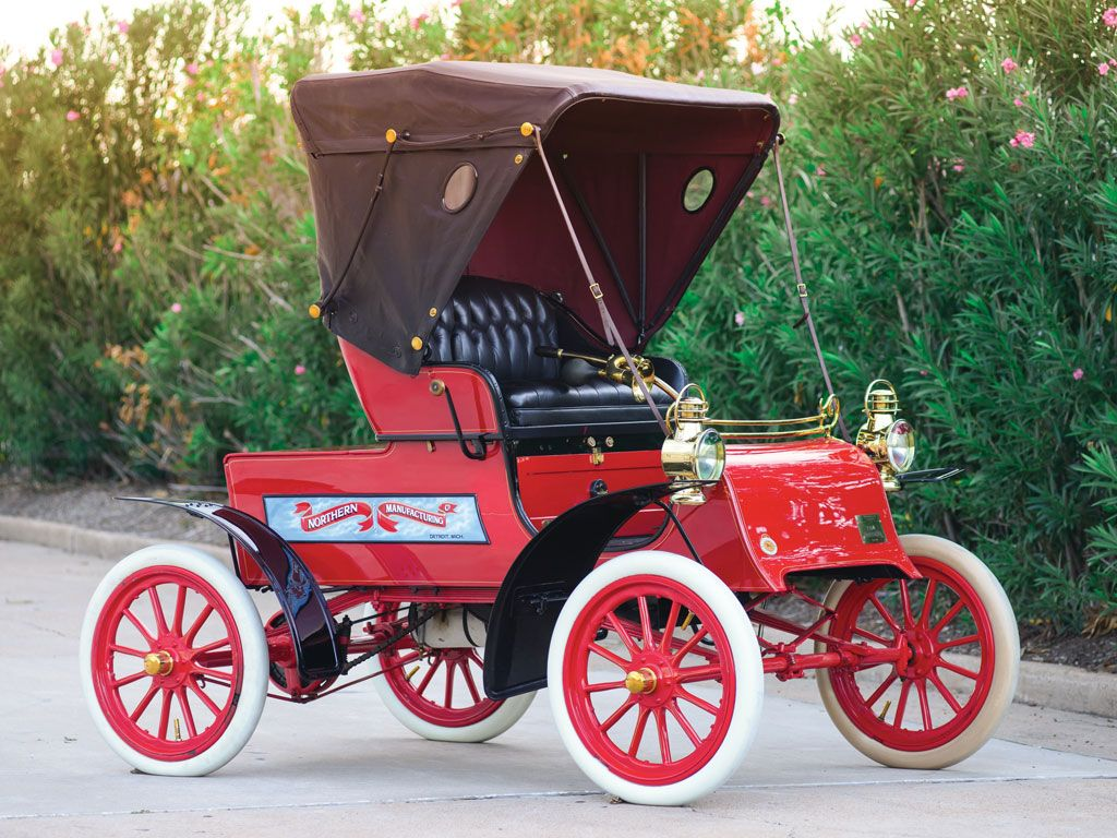 Pin On The Horseless Carriage