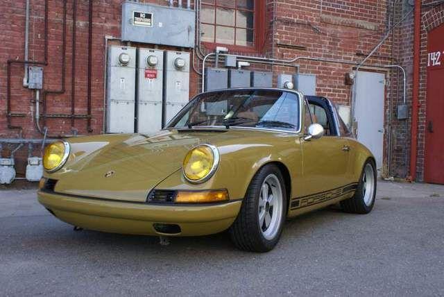 Olive Green Just Like In The Bridge Porsche 911 Porsche Car Manufacturers