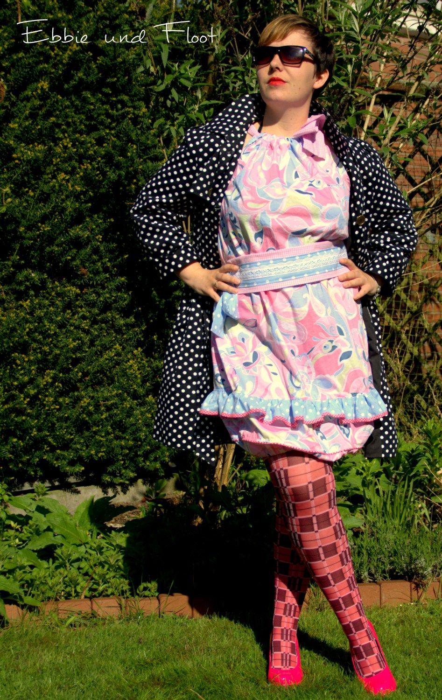 Sommerkleid Superbia - Nun kann der Sommer kommen ...