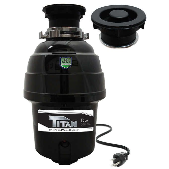 Awesome Costco Garbage Disposer