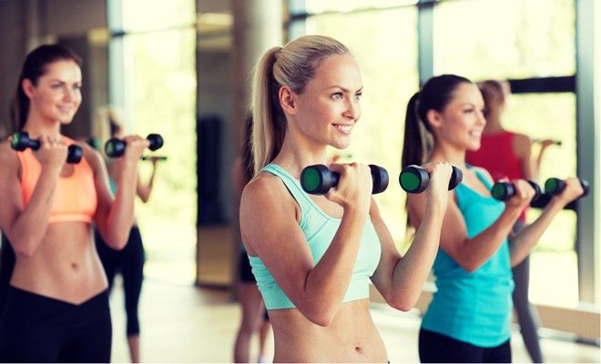 3 Reasons You Should Go To The Gym Today