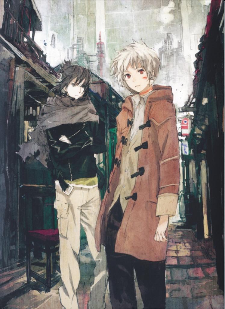 Pin By كات لن On Anime Fandoms Anime Manga No 6