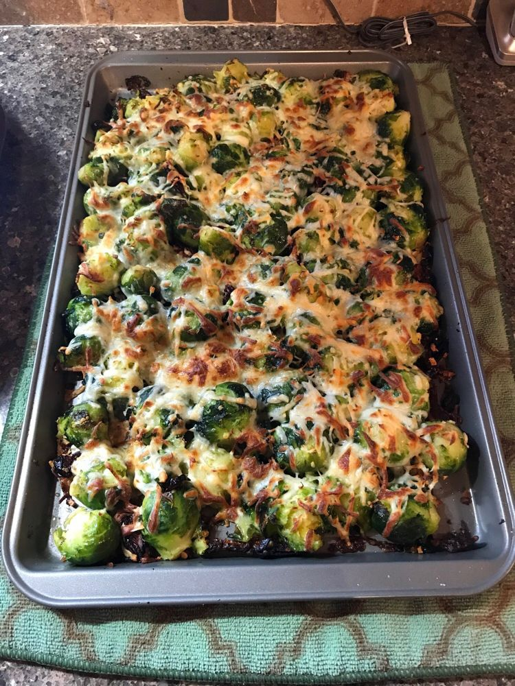 The Best Smashed Brussels Sprouts Recipe  — Fuel for the Soul #brusselsproutrecipes