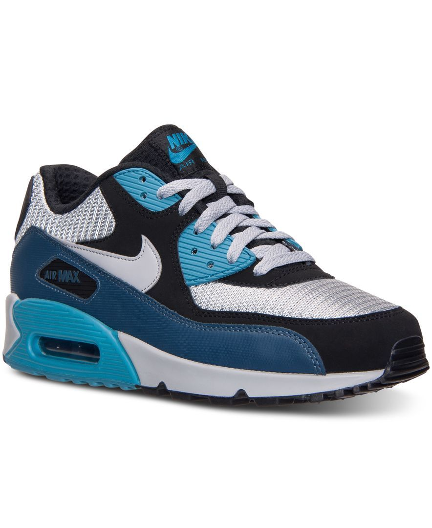 sports shoes c5f00 a791e Nike Men s Air Max 90 Essential Running Sneakers from Finish Line