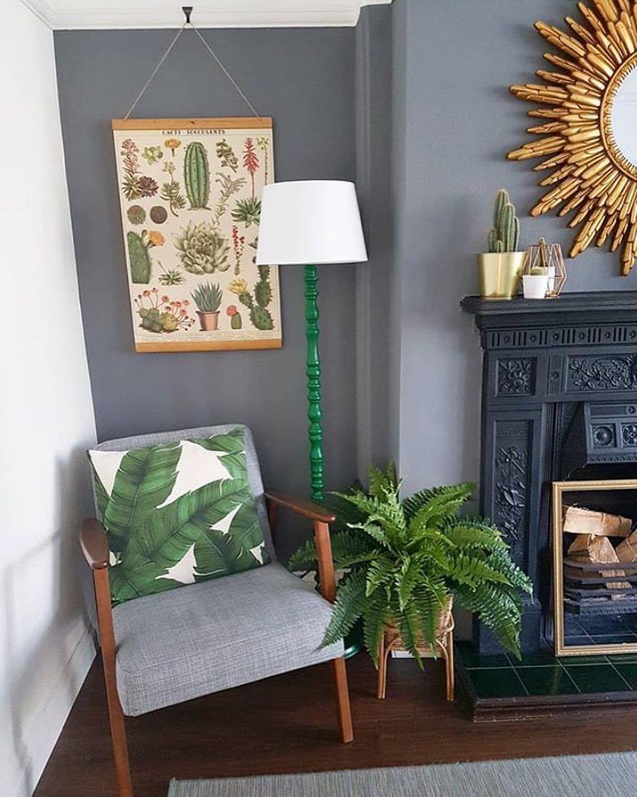 Dazzleathome has taken our stylish ekenÄset armchair with clean