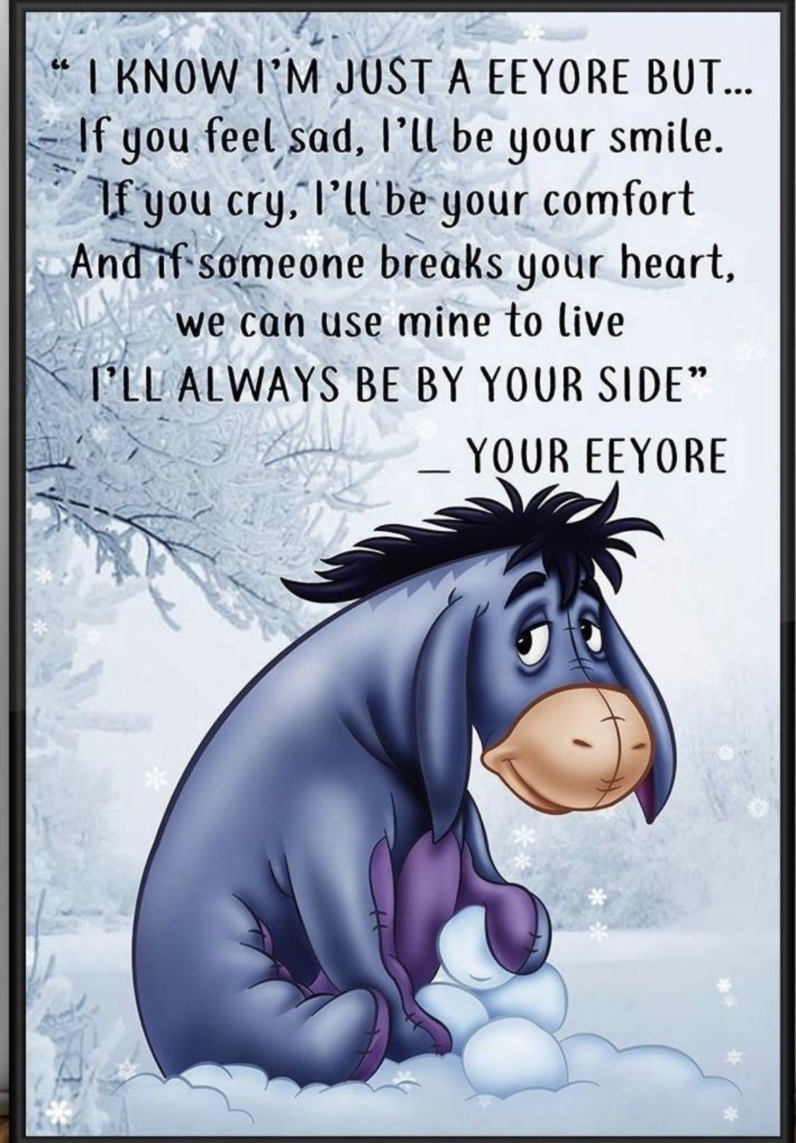 Idea By Erin Kane On Quotes In 2020 Eeyore Quotes Winnie The