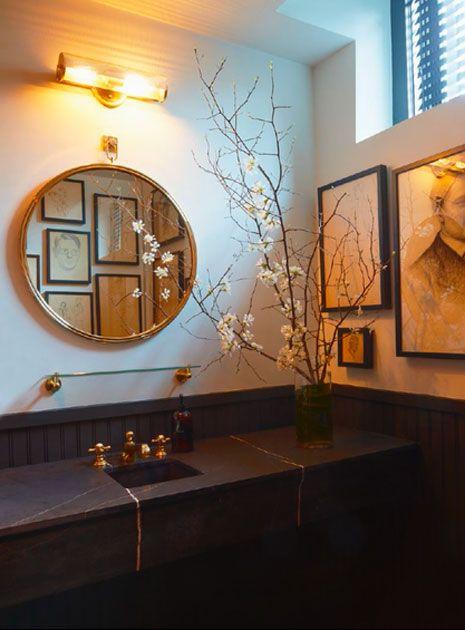 Aasian tunnelmaa kylpyhuoneessa. #etuovisisustus #kylpyhuone