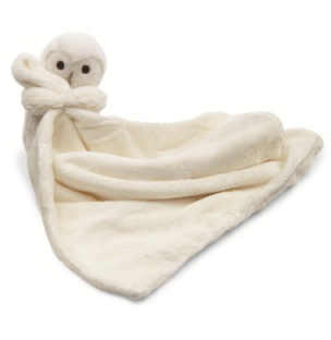 jellycat bashful owl soother : Firefly  My son loved his!