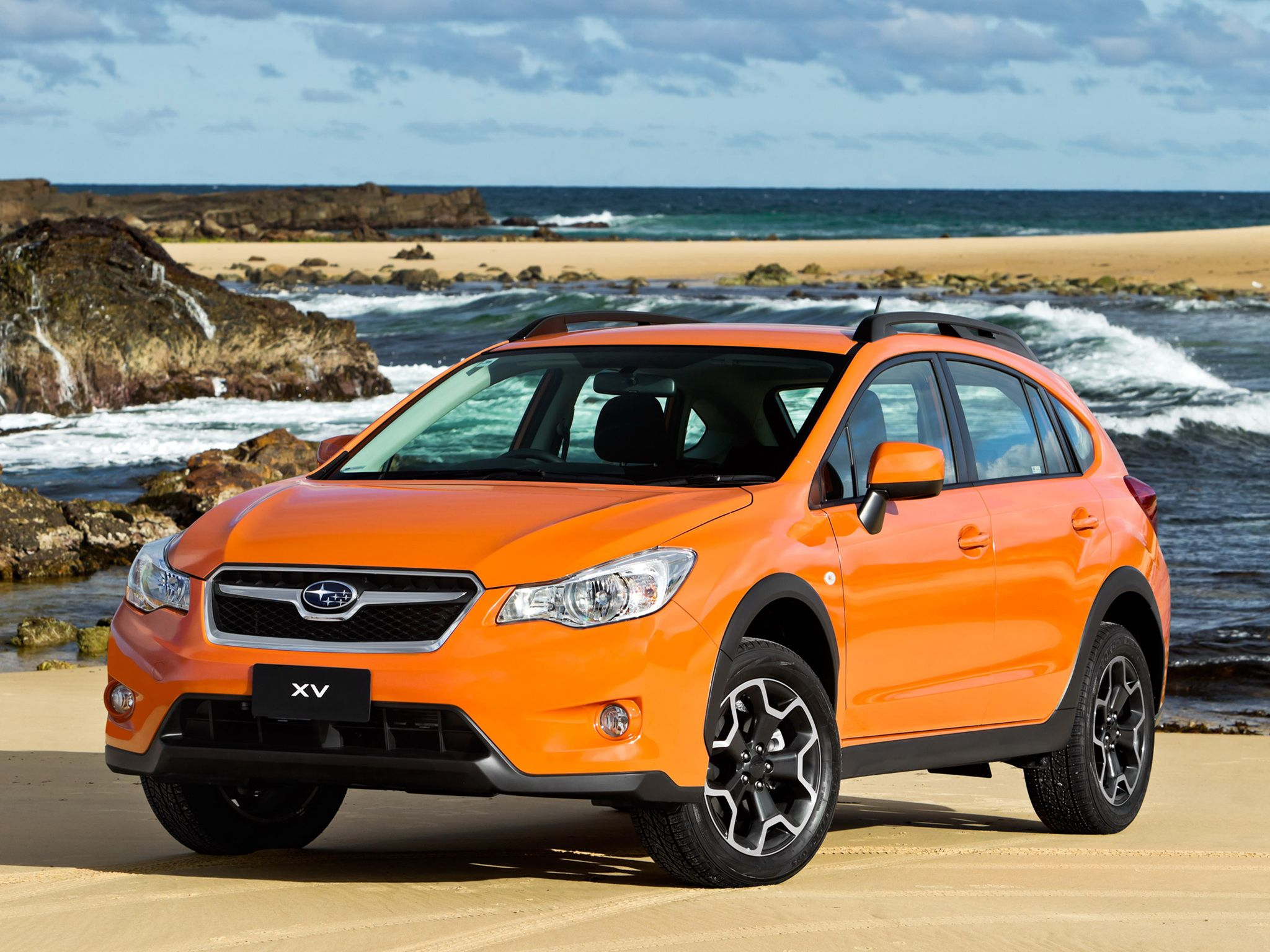 Passion For Excellence Subaru Crosstrek Subaru Orange Car