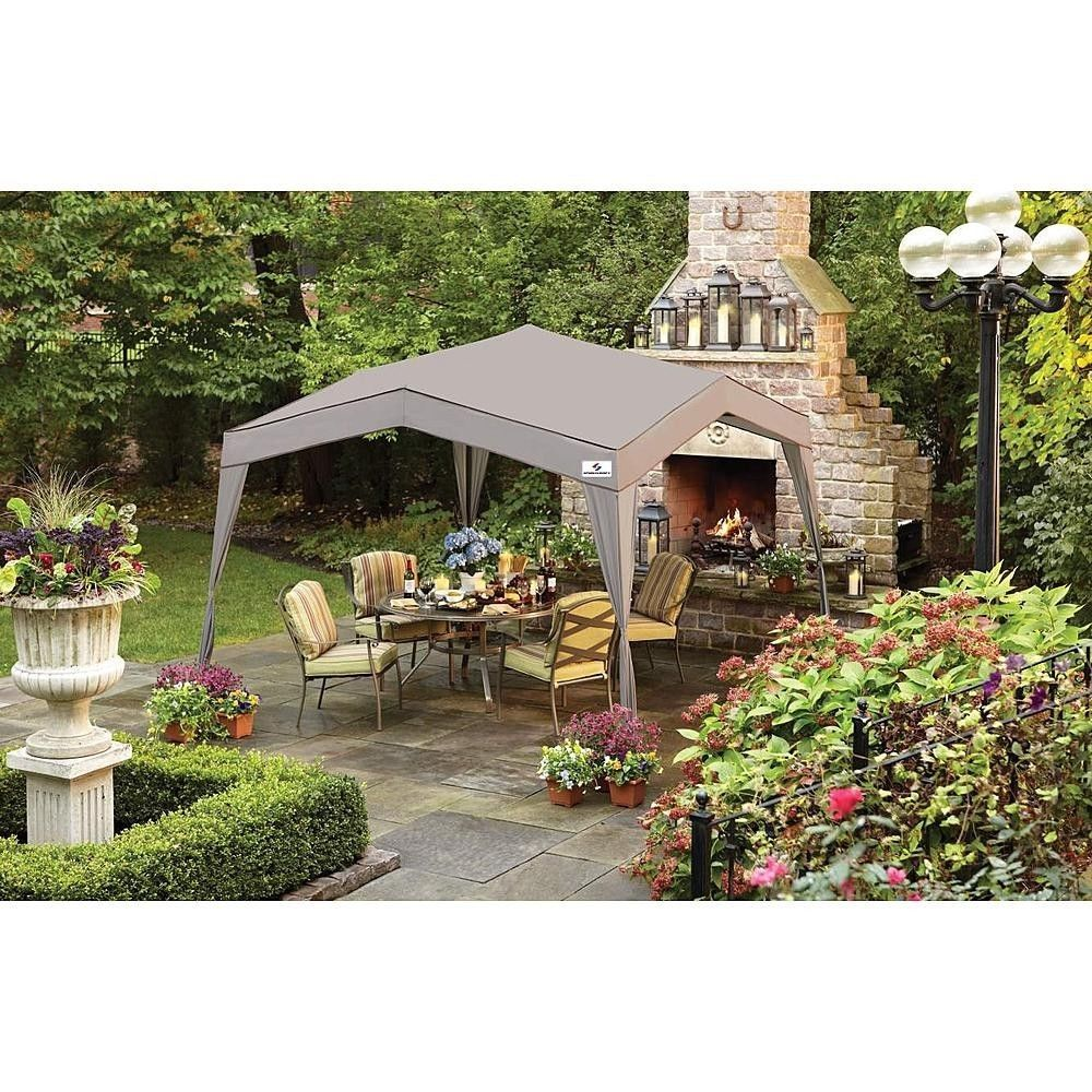 10x10 Canopy Tent Gazebo Shade Shelter BBQ Parties Deck
