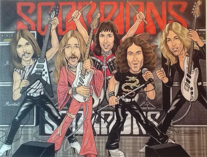 Scorpions Radio on Spotify