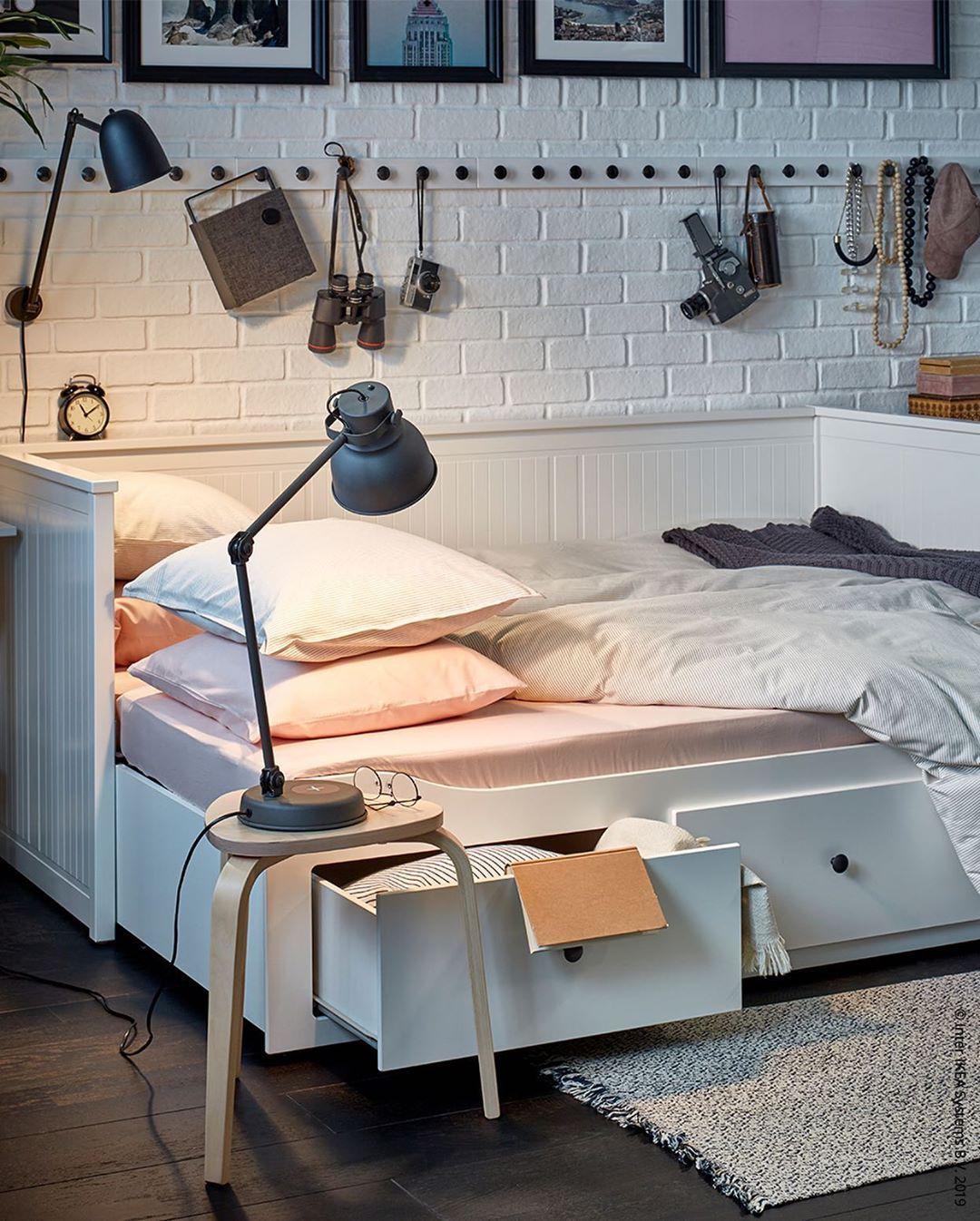 Ikea Schlafzimmer Wenig Platz