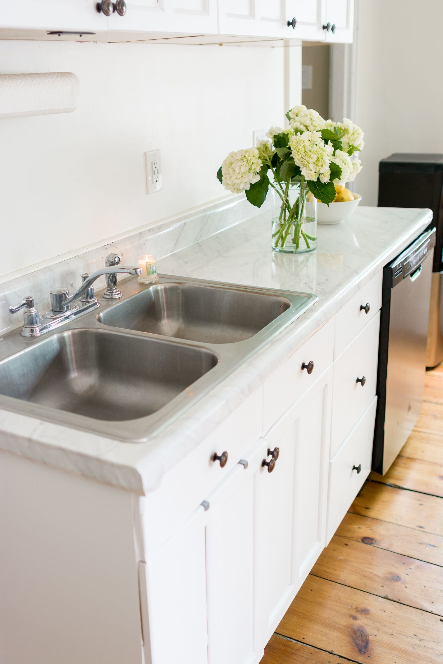 How To Make Over A Kitchen With Contact Paper Covering Cabinets Countertops And Appliances Kitchen Cabinets Cover Contact Paper Kitchen Cabinets Contact Paper Countertop