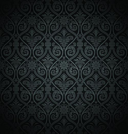Gothic Demask Gothic Background Background Patterns Damask Pattern
