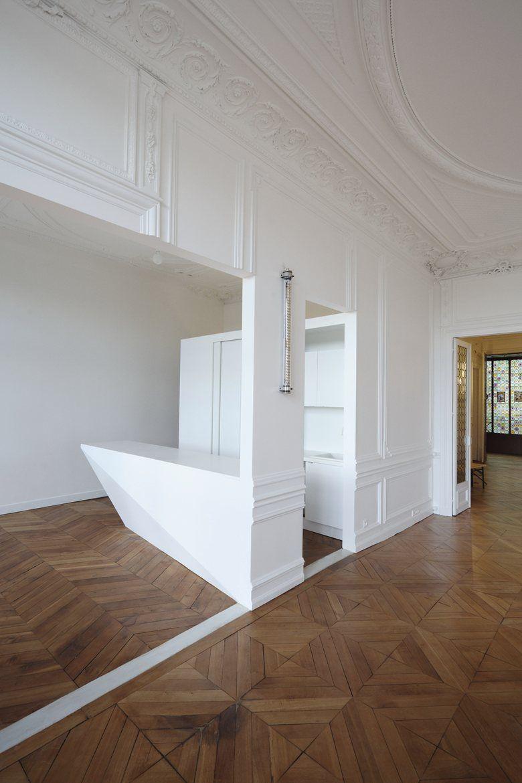 Napoleon Flat, Paris, 2014 FREAKS freearchitects