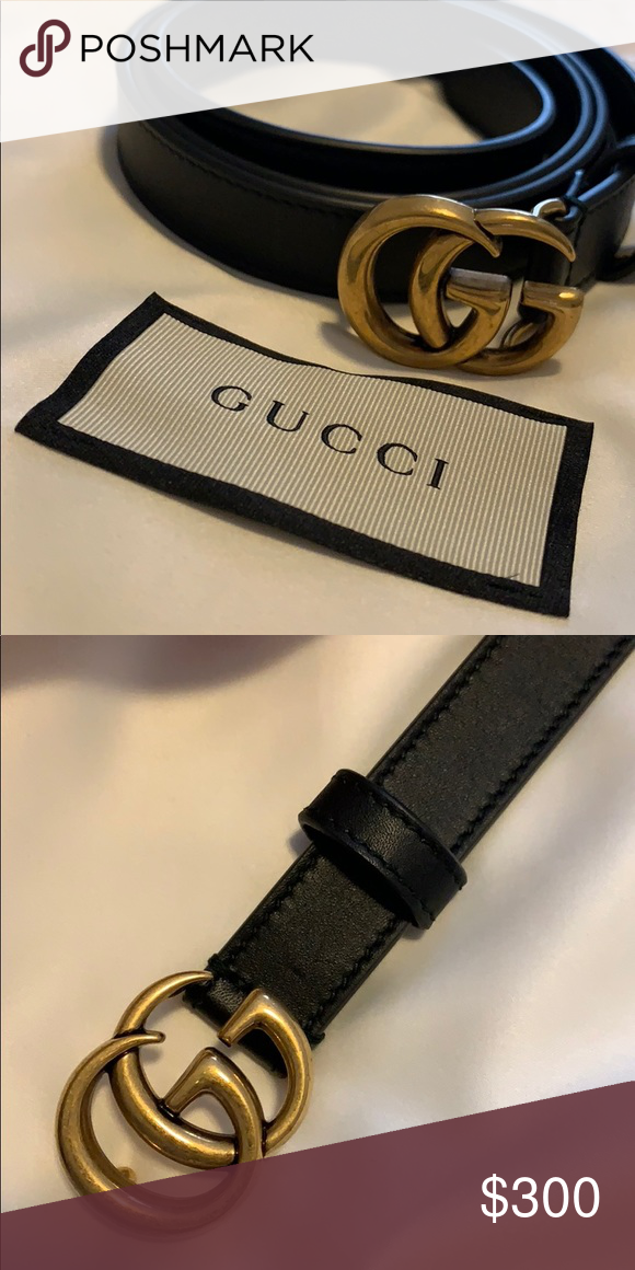 725692b24 Gucci Belt size 150 I received this as a gift, and unfortunately it is way