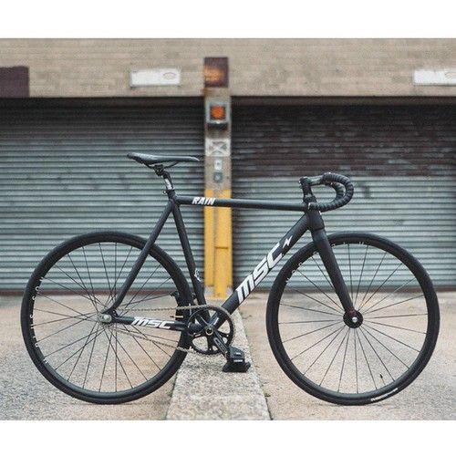 Fixed Gear Bike Mott Street Cycles Msc Rain Track Bike Mit Bildern Fahrrad Singlespeeder