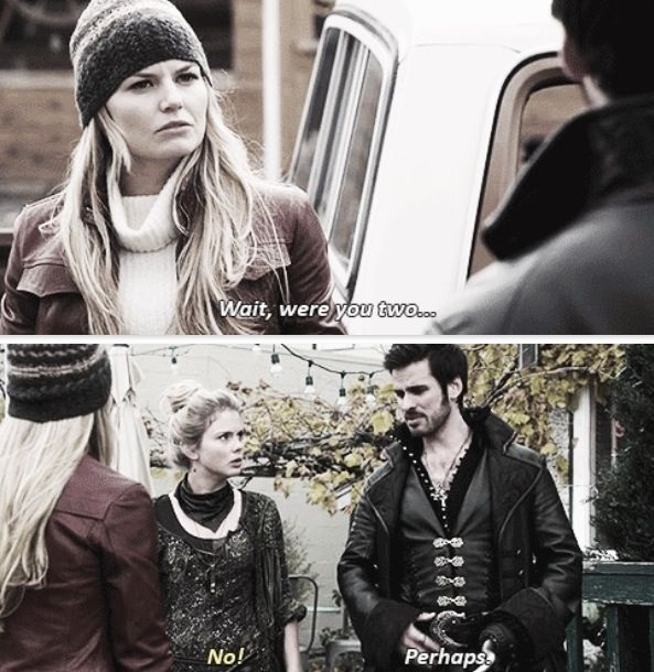 Lucifer Once Upon A Time: Emma Your Jealousy Is Showing & Hook Oh What A Devil He Is