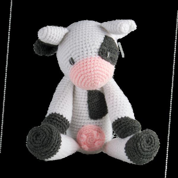 Vaca Lola- Amigurumi - YouTube | 600x600